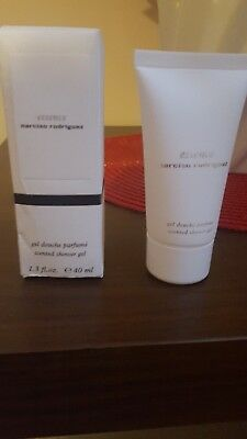 Gel douche Narciso Rodriguez 40 ml