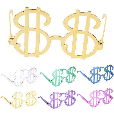 Fashion Novelty Funny Party Plastic Eye Glasses  Sunglasses Accessory LL