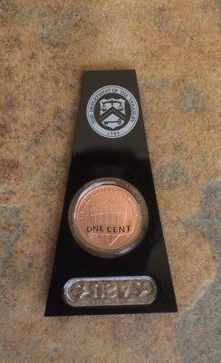 2017 S Enhanced Uncirculated  Lincoln Shield Penny