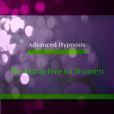 Be Attractive to Women Hypnotherapy Hypnosis CD, Rachael Eccles