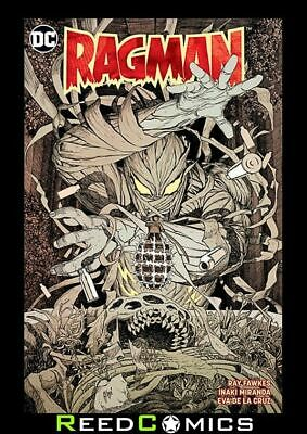 RAGMAN GRAPHIC NOVEL New Paperback Collects 6 Part Series by DC Comics
