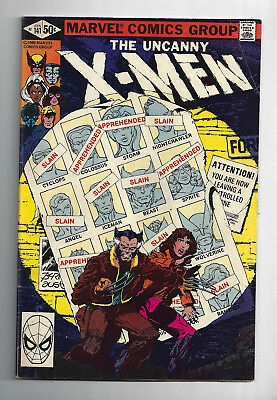X-Men #141  Very Good / Fine 5.0!   Days Of Future Past!