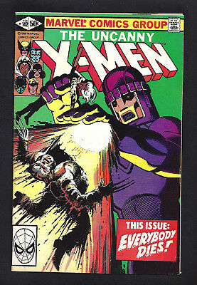 X-Men #142  Very Fine- 7.5!   Days Of Future Past!