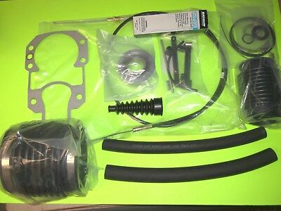 Shift Cable & Bellow Transom Repair Kit Adhesive for Mercruiser Alpha One gen 1