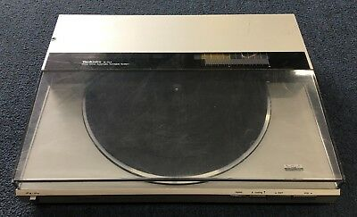 Technics [SL-DL5] Direct-Drive Fully-Auto Linear Tracking Turntable NO RESERVE