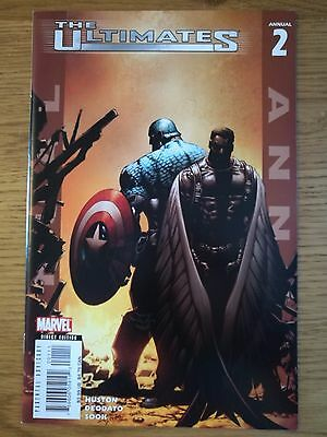 Marvel The Ultimates Annual #2