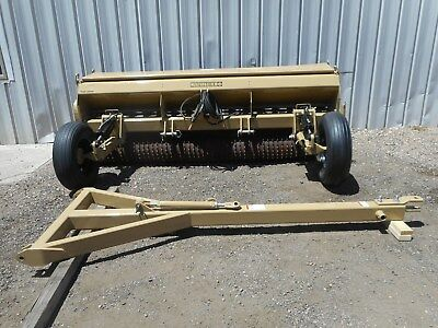Land Pride Ps25 Ps25120 10' Primary Tractor Hydraulic Brillion Turf Ag Seeder