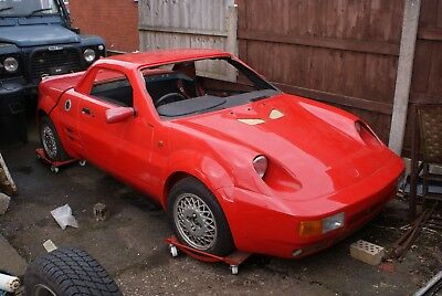 Gtm Rossa K3 Project