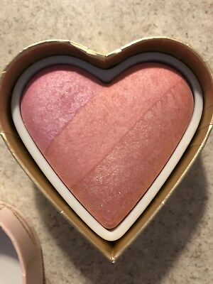 Too Faced SWEETHEARTS PERFECT FLUSH BLUSH in Candy Glow New in Box