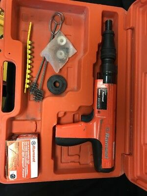Ramset Cobra+ Plus 27 Caliber 16942 - Semi-Automatic Powder Actuated Tool