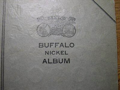 1913-1938 Buffalo Nickel set collection. Most in very good plus condition