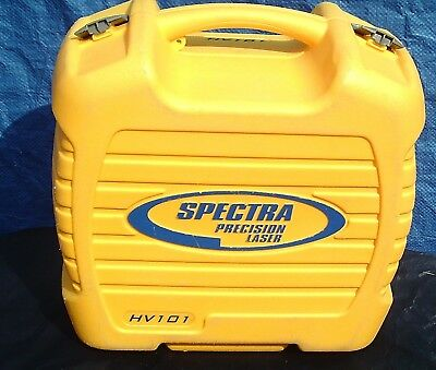 Spectra Precision HV101 LL100 CASE only