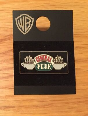 Central Perk Pin from Warner Bros Studio Tour (FRIENDS TV Show)