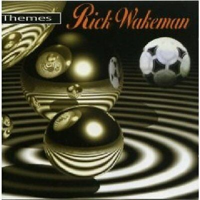 Rick Wakeman - Themes NEW SEALED CD ALBUM