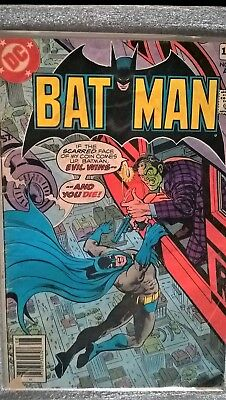 DC Batman 314 Two Face. Beautifully presented. Bagged & Boarded.