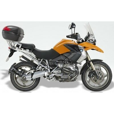 Bauletto K49 Tech catadiottri trasparenti kit completo Bmw r 1200 gs 2004 12