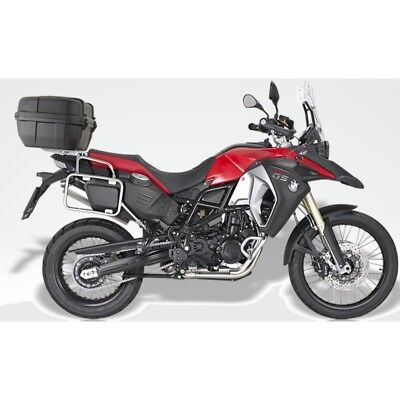 Bauletto Garda 52 litri kit completo piastra Bmw f 800 gs Adventure 2013 17