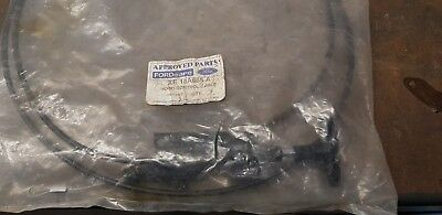 NOS Ford XD XE Hood Cable New Genuine