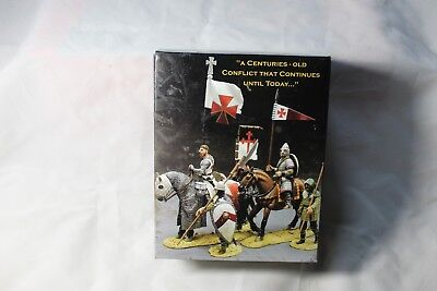 """King and Country """"Crusader,Cross and Crescent"""" Fighting Bishop MK016 Retired."""
