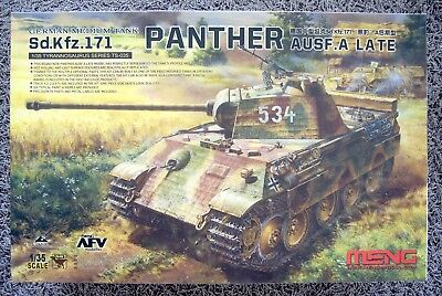 MENG SdKfz 171 Panther Ausf. A Late 1:35 TS-035