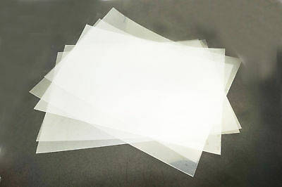 Heat Shrink Paper Film Sheets for DIY Jewelry Making Craft Deco smooth Polish