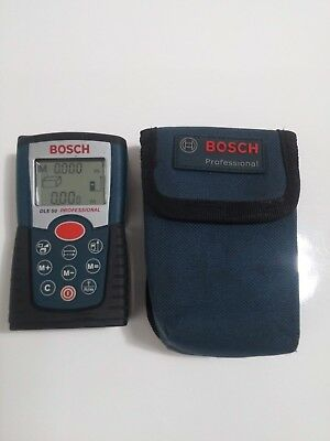 Bosch DLE 50 Professional Laser Bosch Measurer with Case
