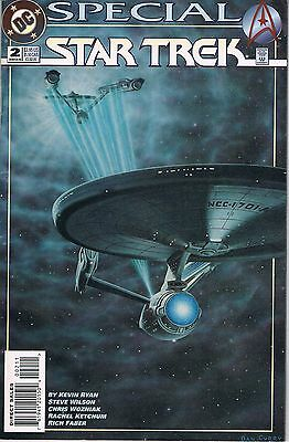 Star Trek Special #2 (DC 1994): Raise the Defiant/A Question of Loyalty