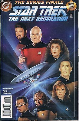 Star Trek - The Next Generation (DC 1994): All Good Things...