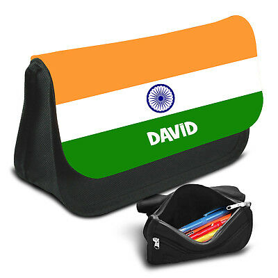 India Personalised Pencil Case Game School Bag Kids Stationary
