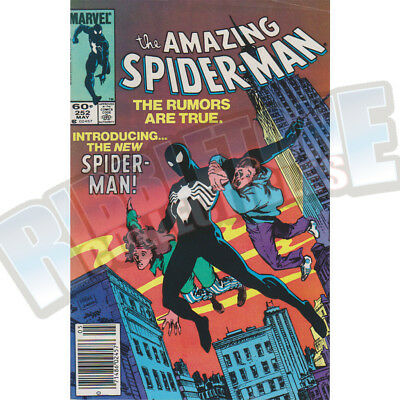 Amazing Spider-Man #252 Vf-