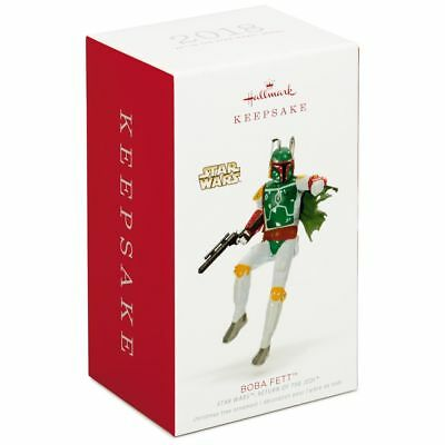 Hallmark Keepsake 2018 Star Wars: Return of the Jedi™ Boba Fett™ Ornament