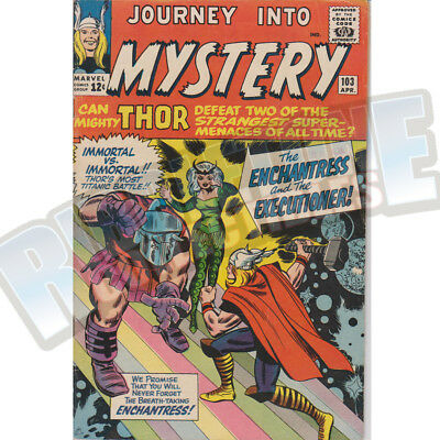 Journey Into Mystery #103 Fn+