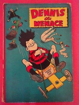 Dennis the Menace Annual 1958. Vintage Collector Item