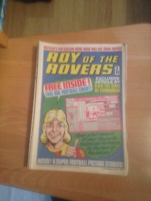 Roy of the Rovers Comics 1976 All 14 Issues Good Condition