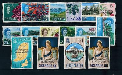 [35003] Grenada Good lot Very Fine MNH stamps