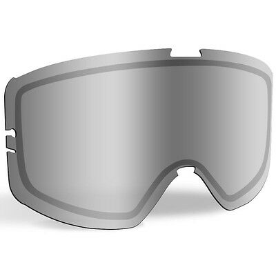 509 KINGPIN GOGGLES REPLACEMENT LENS-Chrome Mirror Yellow Tint -509-KINLEN-17-CY