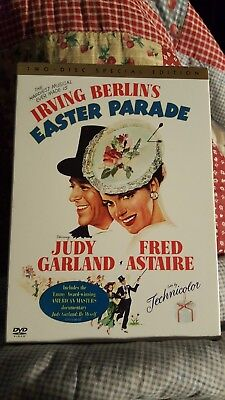 EASTER PARADE NEW factory sealed DVD Judy Garland Fred Astaire