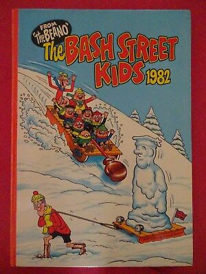 Bash Street Kids Annual 1982