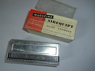 Airequipt automatic slide changer mid 70s