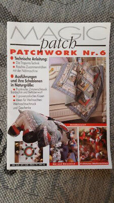 Zeitschrift Magic Patchwork