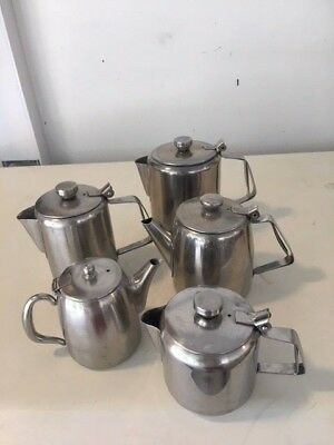 Stainless Steel Teapots £1 each