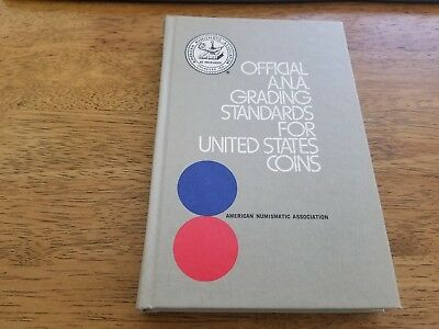 Official ANA Grading Standards United States Coins 9097 0307090973 Unused