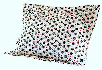"Baby Pillow Sham Madison Boy Dotted Design 26""x32"" New"