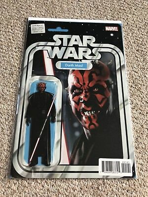 Star Wars Darth Maul #1 JTC Action Figure Variant
