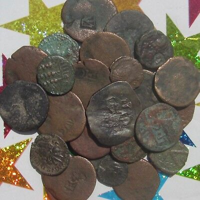 Lot of Thirty (30) Ancient Coins ~ Mostly Roman Imperial Period