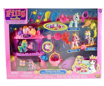 Filly Royale Birthday Party Park
