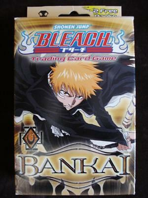 Jump Bleach Bankai Trading Card Game First Edition Complete Excellent