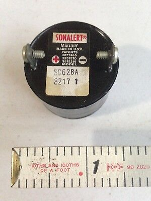 Mallory Sonalert Model SC628A Made In USA