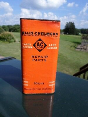 VTG Original Allis-Chalmers Parts Container #208348 Facing Kit Model B-RC Clutch