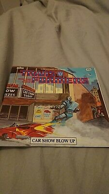 transformers g1 story book